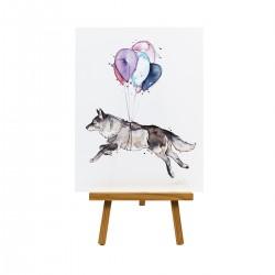 Affiche / Ballons