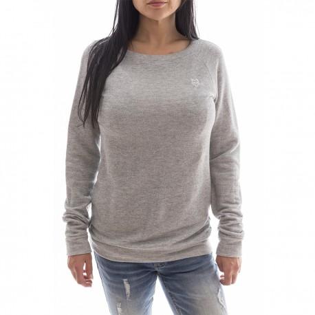 Manches Longues Femme - Gris pâle