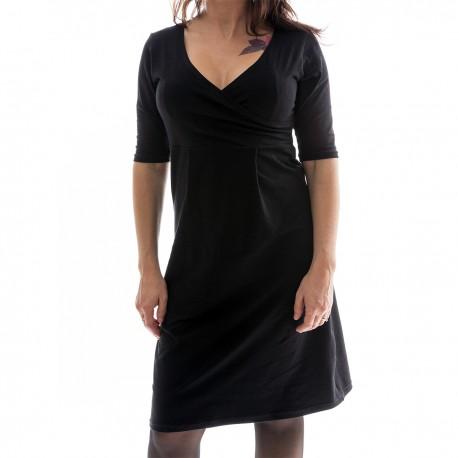 Black dress - Emily