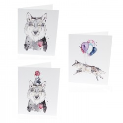 Trio - Greeting cards