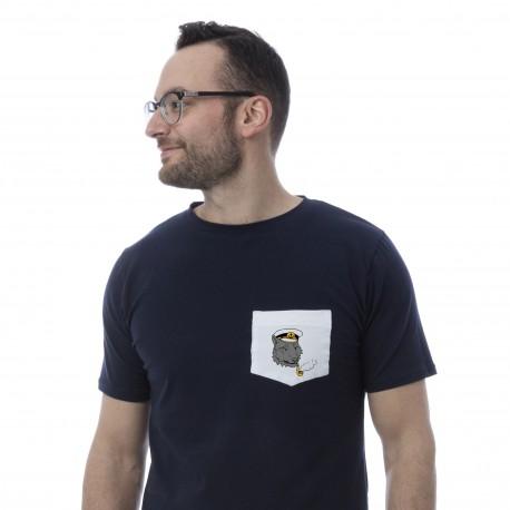 Men T-shirt - captainpocket
