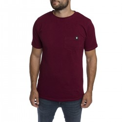 Unisex T-shirt - All Burgundy