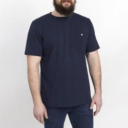 Unisex T-shirt - All navy blue