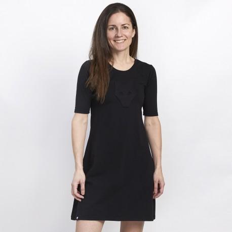 Black dress -  3/4 sleeves