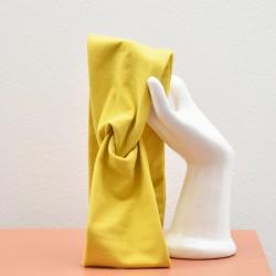 Twist Yellow headband