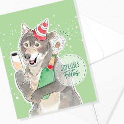 Greeting card / Happy Holidays