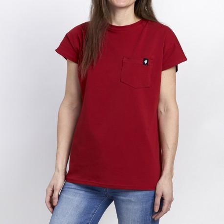 T-shirt Andrée-Anne V2 -  burnt orange