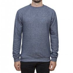 LONG SLEEVES SWEATER - BLUE
