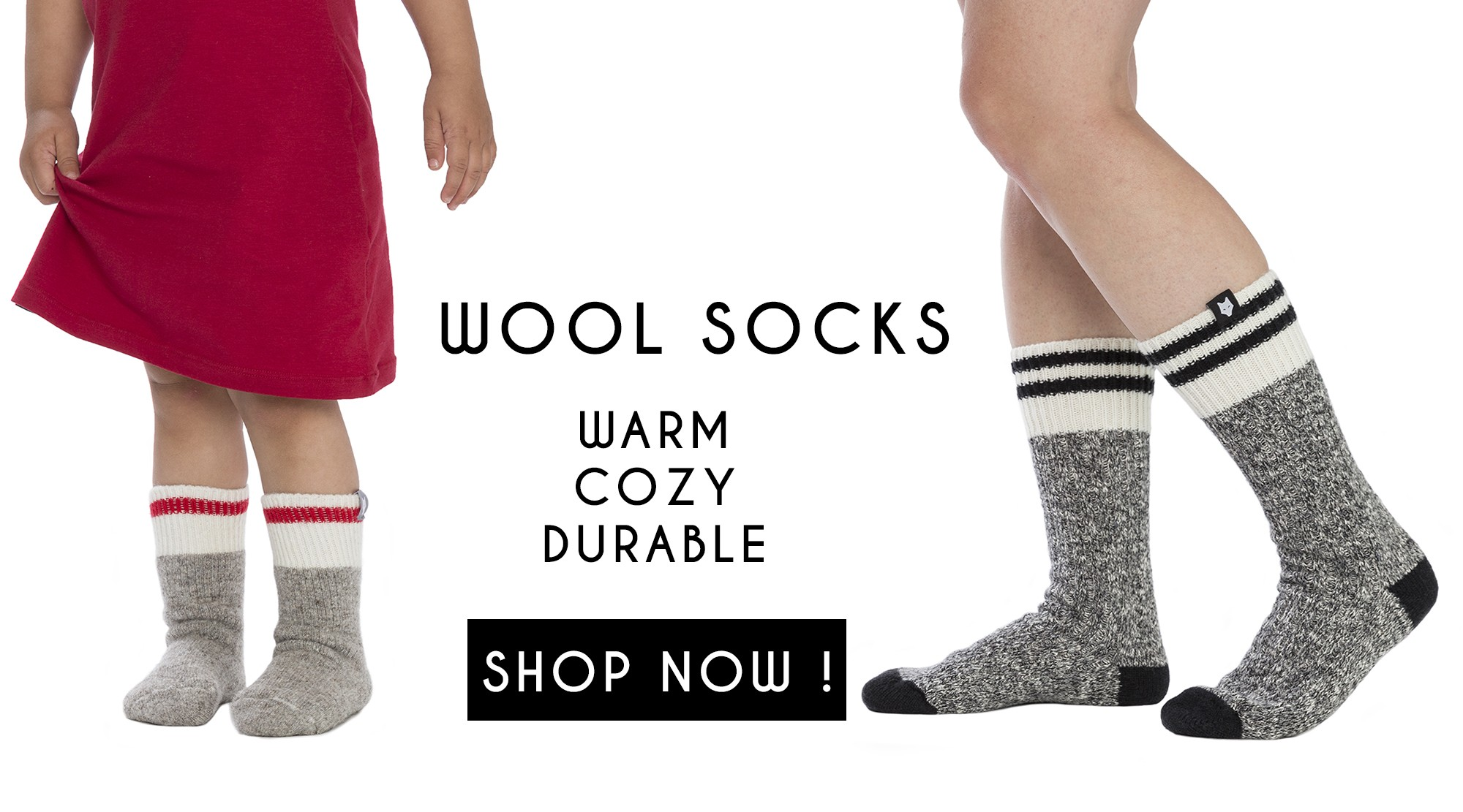 Chandaildeloup.com Wool socks