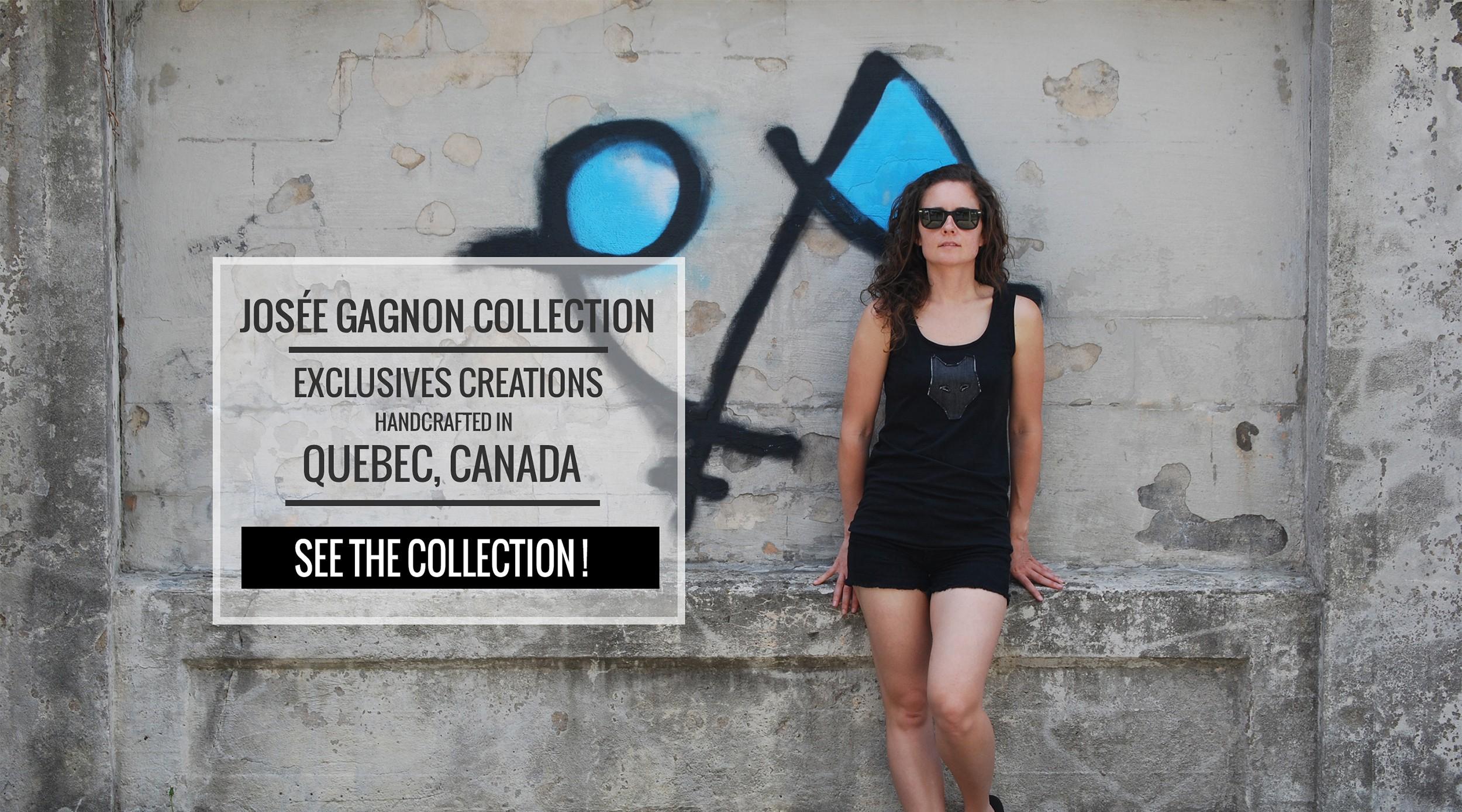 Josée Gagnon collection